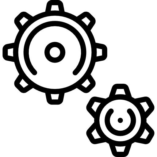 Icône mécanisme